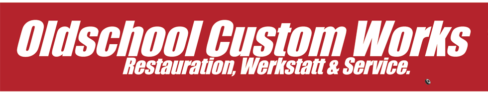 Oldschool Custom Works Logo